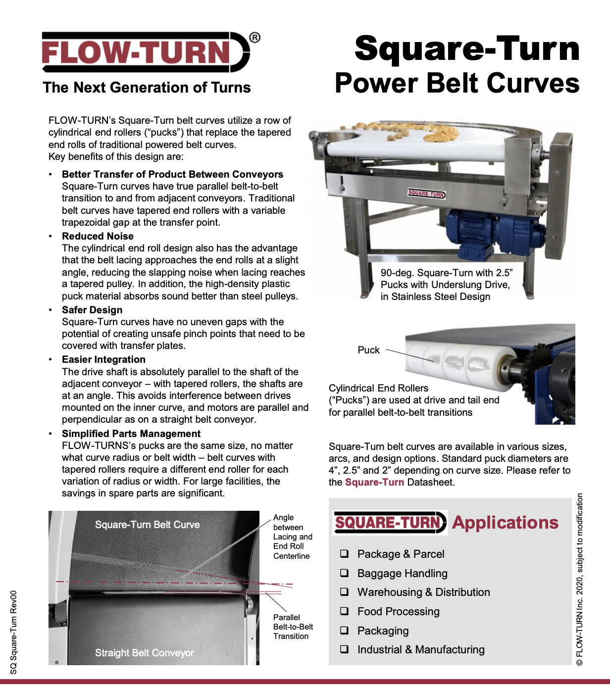 Square-Turn